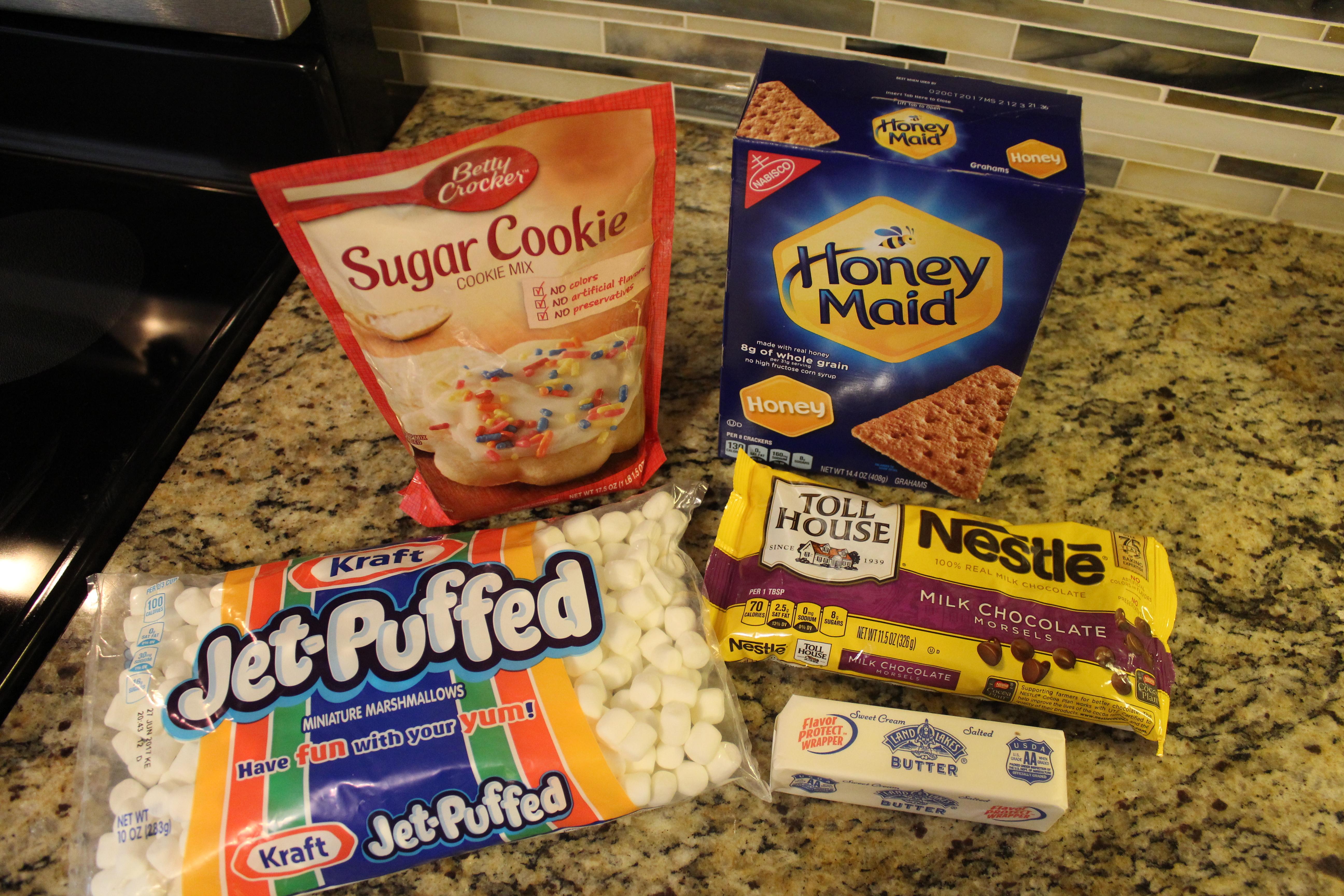 Smore's Indoors...5 Simple Ingredients