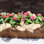 Easy Farmhouse Decor: Flower Box Planter