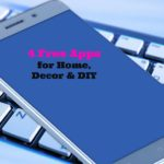 4 Free Apps for Home, Decor & DIY