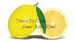 7 reasons you should drink lemon water every day