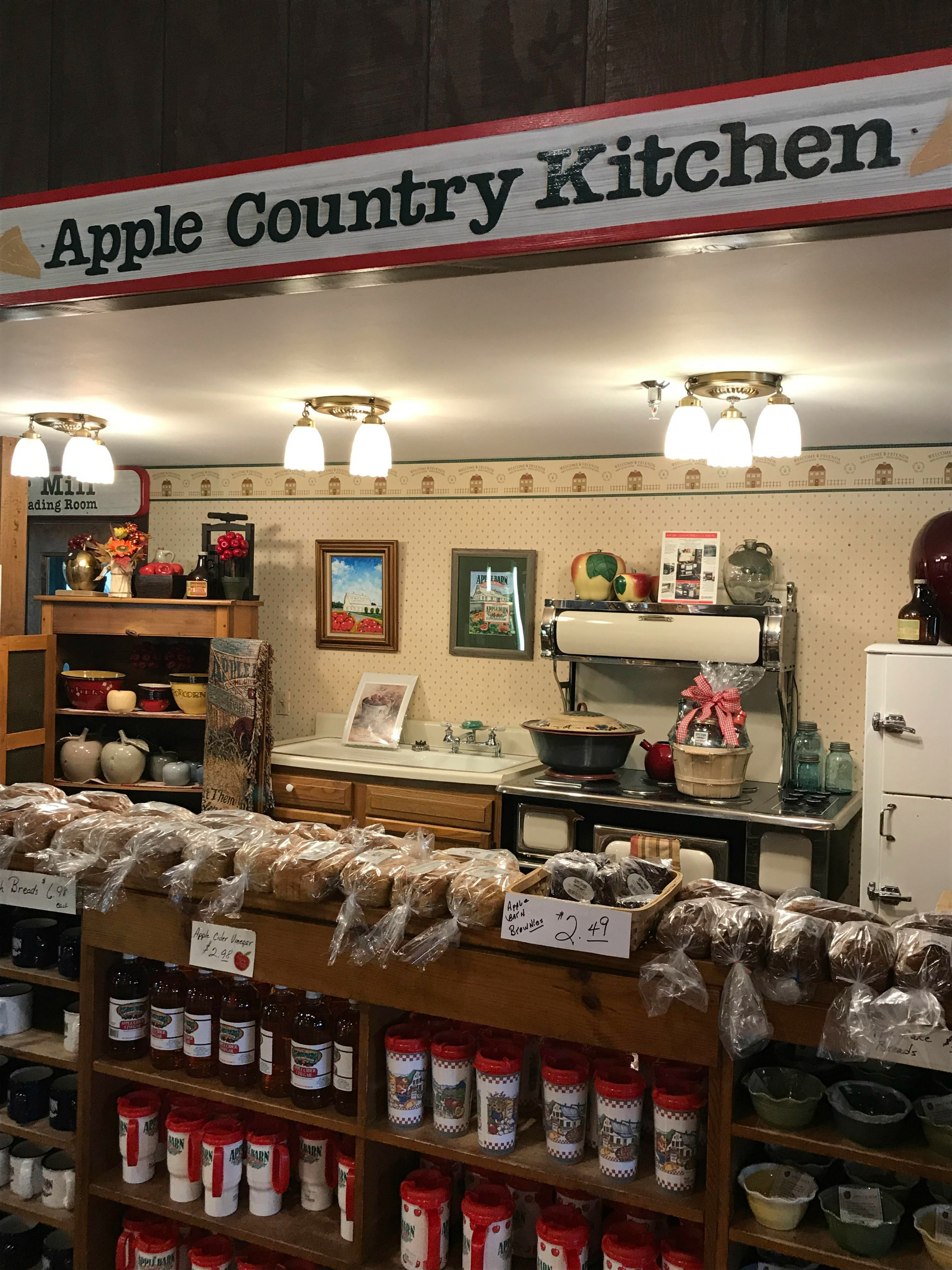 Day Trip Apple Barn Cider Mill Busy Lifestyle Gal