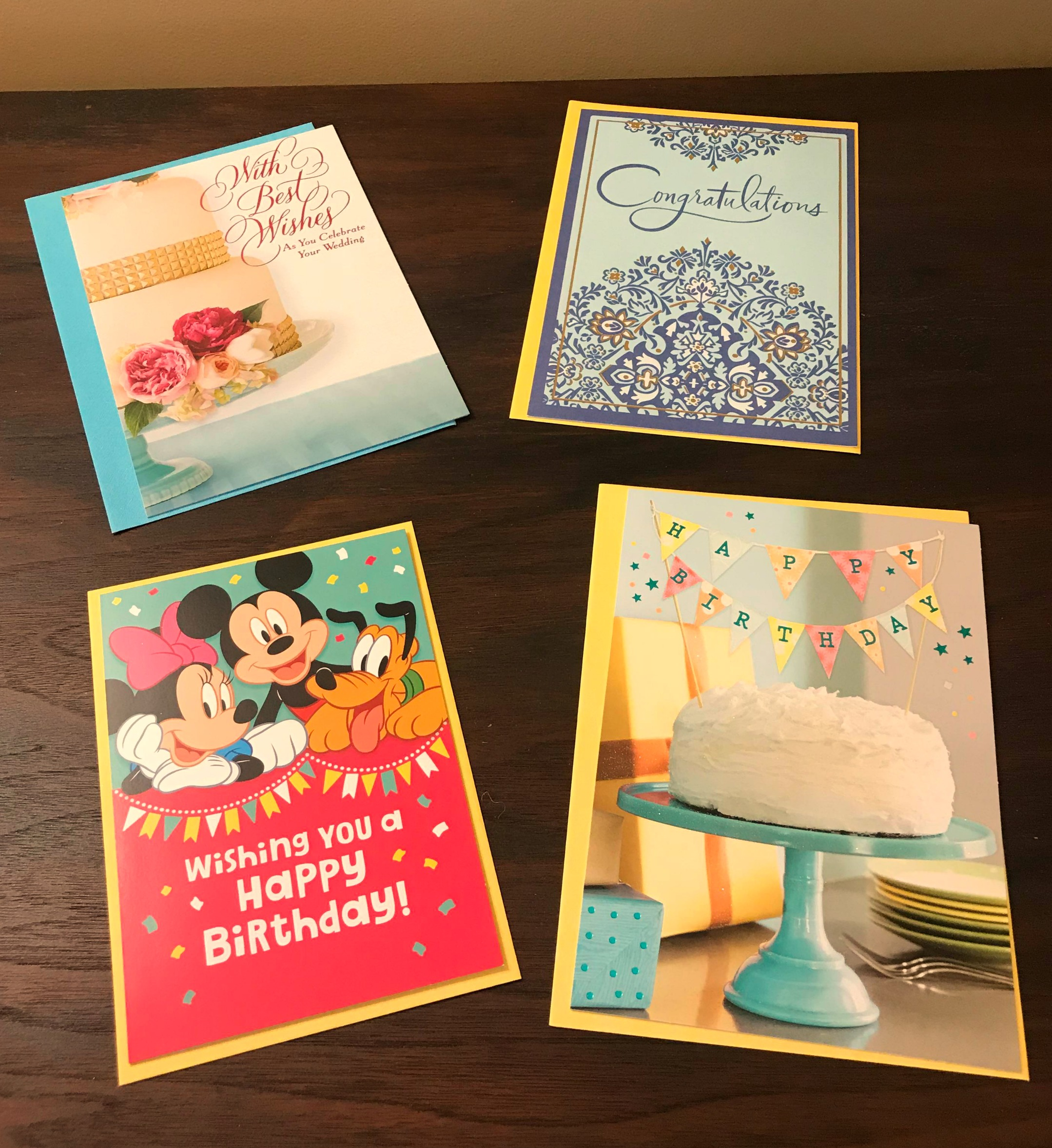 The Best 1 Greeting Cards From The Dollar Tree Busy Lifestyle Gal